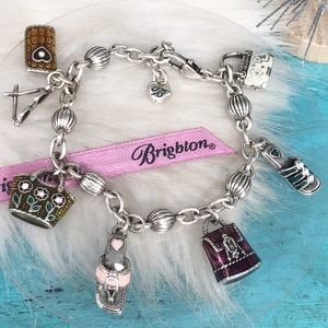 Brighton Summer Favorites Sandals Beach Bracelet